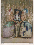 Folies Bergere Photographic Print