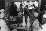 Toy Seller, Oman Photographic Print