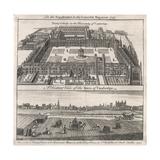 Trinity Coll., Cambridge Giclee Print