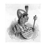 Emperor Pachakuti Inka Giclee Print