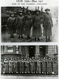 WW1 - WAACS (Air Force Auxiliaries) - No.2 RFC Cadet Wing Photographic Print
