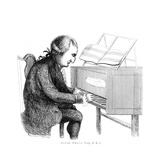 David Wells Giclee Print