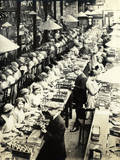WW1 - Munitions Factory Photographic Print