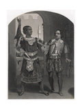 Othello by Shakespeare Giclee Print