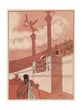 Nero Giclee Print