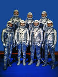 Project Mercury 7 Photographic Print