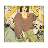 Wagner, Kladderadatsch Giclee Print