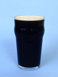 A Pint of Guinness Photographic Print