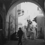 The Medina, Tunis Photographic Print