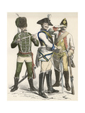 German Military C18 Premium Giclee Print