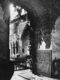 Alcazar of Seville Photographic Print