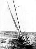 Australian Yacht Race Photographic Print