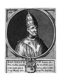 Pope Martinus II Giclee Print
