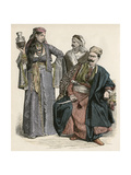 Racial, Arabs, Armenian Giclee Print