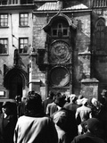 Astronomical Clock Photographic Print
