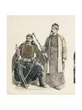 Arabs, Lebanon 19C Giclee Print