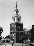 Independence Hall Photographic Print