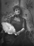 Costume Photo 1889 Photographic Print