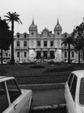 Monte Carlo Casino Photographic Print