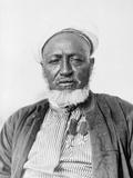 Racial Type, Libya Photographic Print