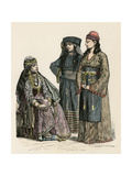 Arabs, Damascus Giclee Print
