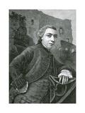 John Burgoyne, Ruins Giclee Print