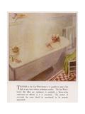 Gas Water Heater Giclee Print