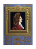 Louis XIV, King of France Giclee Print