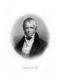 Sir Walter Scott Giclee Print