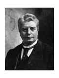 Sir Edmund Barton, E and F Giclee Print