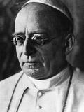 Pope Pius XI, Closeup Photographic Print