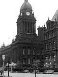 Leeds Town Hall Photographic Print