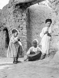 Egyptian Street Band Photographic Print