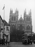 Selby Abbey 1950s Photographic Print