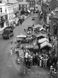 Frome Market 1930s Photographic Print