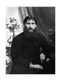 Grigori Rasputin Giclee Print