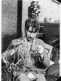 Knitting Expert Photographic Print