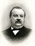 Stephen Grover Cleveland, President of the United States Photographic Print