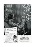 Advert for Stockings by Bear Brand 1935 Giclee Print