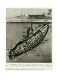 British Sub in Section Giclee Print