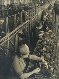Russian Watch Factory Photographic Print