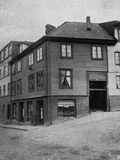Henrik Ibsen Photographic Print