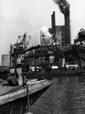 Silvertown Factory Photographic Print