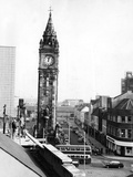 Albert Clock, Belfast Photographic Print