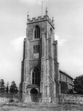 North Elmham Church Photographic Print