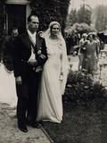 Ileana Marries Anton Photographic Print