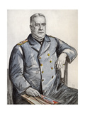 Admiral Henry Bruce Giclee Print
