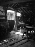 Village Blacksmith Photographic Print
