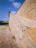 Acre City Walls Photographic Print