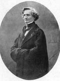 Hector Berlioz Photographic Print